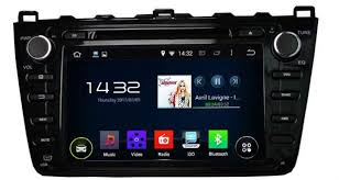 KANOR <b>Android</b> 5.11 Quad Core Car DVD for Mazda 6 Ruiyi 2008 ...