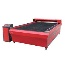 """51"""" <b>x</b> 71"""" 1318 Advertising and Clothing Laser Cutter, with 80W ..."""