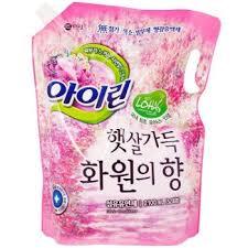 <b>IRIN</b> Sweet Pink Цветочный сад <b>Кондиционер для</b> белья 2,1л ...