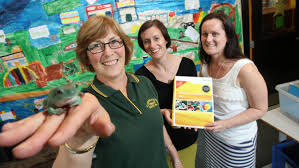 photos of the week 6 the standard science facilitators denise millard from allansford and district primary school belinda watson from warrnambool west