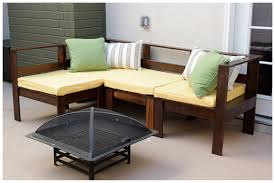 Incredible Furniture Corner Brown Wooden Outdoor Couch With Storage And Sectional Sofa  U