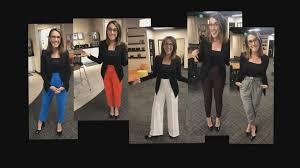 Maggie Vespa KGW - 5 shows. <b>5 pairs</b> of pants. | Facebook
