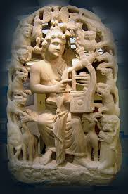 Astromusic: In Ancient Greece, the strings of the lyre invoked the influence of the planets.