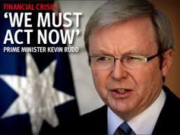 Global Crisis: Rudd guarantees all financial deposits | The Australian via Relatably.com