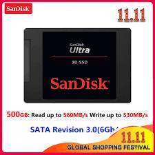<b>Sandisk</b> ультра 3D Внутренний <b>твердотельный накопитель</b> 250 ...