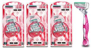 18 <b>Dorco Shai 4</b> Disposable Razors for Women Only $10.50 ...