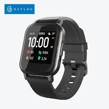 English Version <b>Haylou LS02</b> Smart Watch <b>1.4inch</b> LCD Screen ...