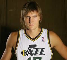 I imagine this is the face Kirilenko used to get a few extra million out of the Timberwolves during negotiations.