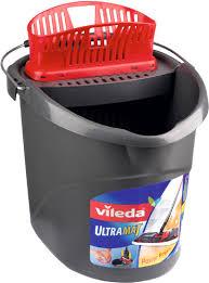 Ведро <b>Vileda</b> с насадкой для отжима <b>плоских швабр</b> Ultramat ...
