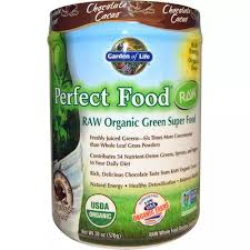Garden Of Life Superfood <b>Raw Organic Perfect</b> Food Green Super