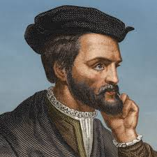 「1534 Jacques Cartier arrived to St. Lawrence River」の画像検索結果
