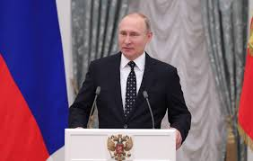 "Путин учредил <b>медаль</b> ""<b>За отвагу на</b> пожаре"" и звание ..."