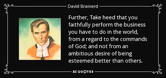 TOP 25 QUOTES BY DAVID BRAINERD (of 69) | A-Z Quotes