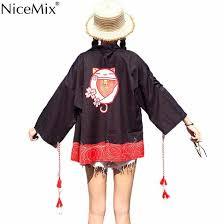 <b>NiceMix</b> Harajuku Kimonos <b>2019</b> Summer Yukata Women Tops ...