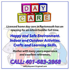 day care in portsmouth airhead