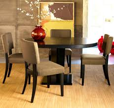 Formal Round Dining Room Sets Furniture Glamorous Contemporary Round Dining Tables Set Circle