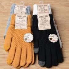 MISSKY стильный имитация кашемира трикотажные <b>перчатки</b> ...