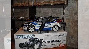 Модель с двс <b>Kyosho</b> DRX Ford Fiesta S2000 2.4Ghz купить в ...