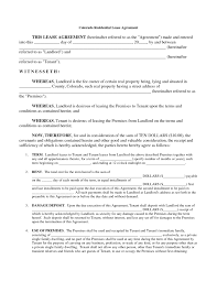 able rental lease agreement template example vueklar able rental lease agreement template example