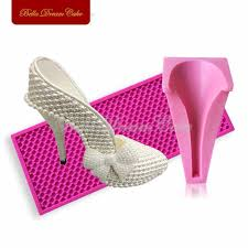 Detail Feedback Questions about <b>3D High Heeled Shoes</b> Silicone ...