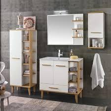 Eban Ingrid Комплект мебели 80см; База напольная под раковину ...