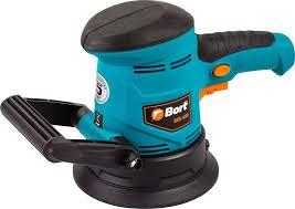 <b>Машина шлифовальная Bort BES</b>-<b>450</b>, 93723422, орбитальная ...