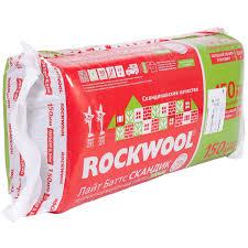 <b>Изоляция Rockwool Лайт Баттс</b> Скандик 150 мм, 3.6 м2 в Москве ...