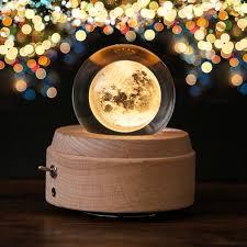 <b>Crystal Ball</b> Music Box - ApolloBox