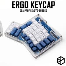 dsa <b>ergodox</b> ergo <b>pbt</b> dye subbed <b>keycaps</b> custom mechanical ...