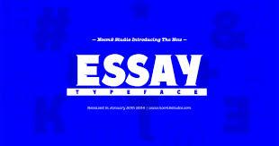 noem studio essay 015 essay essay typeface