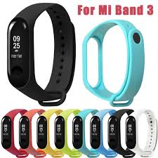 Sports Soft TPE <b>Silicone Replacement Wristband</b> Wrist Strap For ...