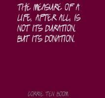 Famous Quotes On Donating. QuotesGram