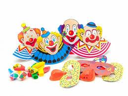 <b>Paterra Набор карнавальных аксессуаров</b> Детский праздник 16 ...