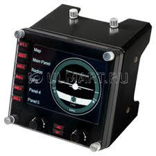 Джойстик Saitek Pro Flight Instrument Panel USB, [PC], (<b>Logitech G</b> ...