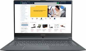 ROZETKA | <b>Ноутбук MSI Modern</b> 14 (A10M-653XUA) Luxury ...