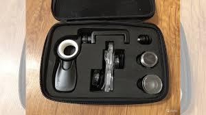 <b>Набор линз</b> для айфона 7/8 <b>Olloclip</b> Filmer's <b>Kit</b> купить в ...