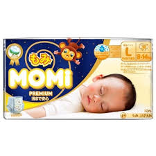ᐅ <b>Momi трусики</b> ночные <b>Premium L</b> (9-14 кг) 30 шт. отзывы — 3 ...