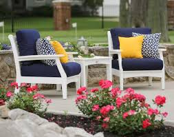 alluring colorful exterior backyard home design ideas combine charming twin iron single chairs charming outdoor furniture design