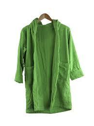 <b>халат бацькина баня</b> юниор с капюшоном 3 6 лет light green ...