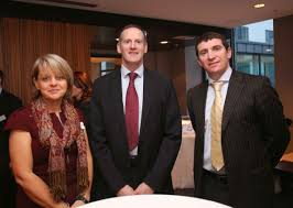 cipd midlands region collins mcnicholas employment law seminar doreen gerety and tom ryan from alkermes and cipd niall murray gm collins mcnicholas