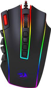ROZETKA | <b>Мышь Redragon Legend Chroma</b> RGB IR USB Black ...