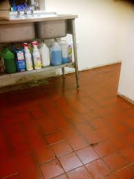 Restaurant Kitchen Floor Tile Floor Maintenance Tile Doctor Cleaning Service Business