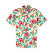 The <b>Flower</b> the Leader   Chubbies <b>Floral Hawaiian Shirt</b>