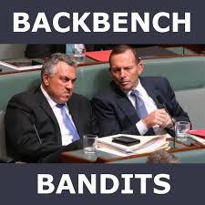 Backbench Bandits