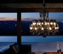 znith noir chandelier 24 lights baccarat chandeliers baccarat zenith arm black crystal chandelier