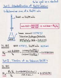 New Lab Report Format Chemistry II  Pre Lab  index card