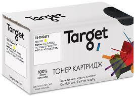 <b>Тонер</b>-картридж <b>BROTHER TN241Y</b> Target - купить оптом для ...