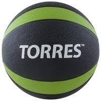 <b>Медбол</b> TORRES AL00224, 4 кг — Фитболы и медболы — купить ...