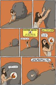 st century sisyphus philosophy comic asks if your life is didn t get the joke