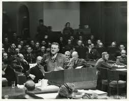 file prosecutor ralph albrecht addresses nuremberg trials  file prosecutor ralph albrecht addresses nuremberg trials 1945 jpeg